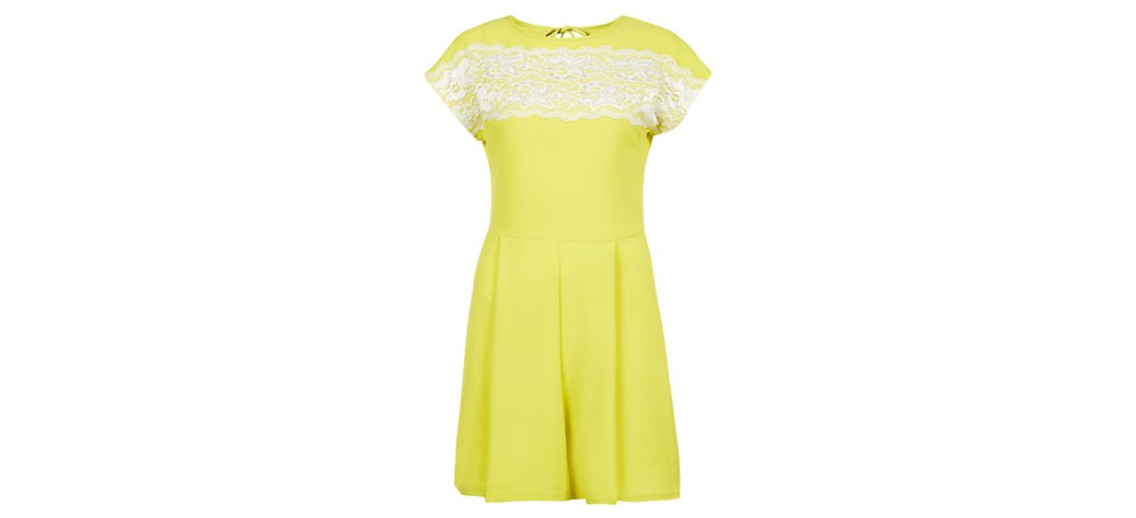 LIME PLAYSUIT