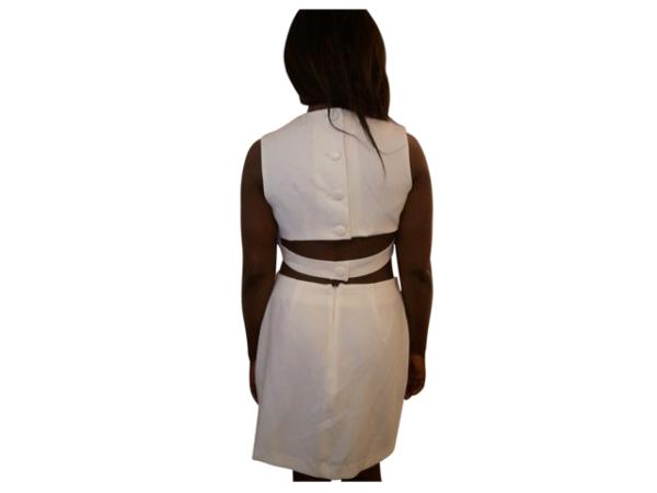 white dress nigeria