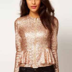 gold sequin top nigeria