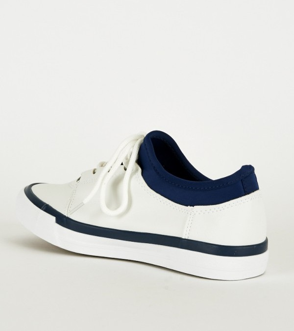 navy blue trainer for women