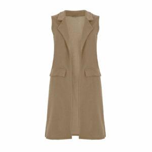 women long waistcoat
