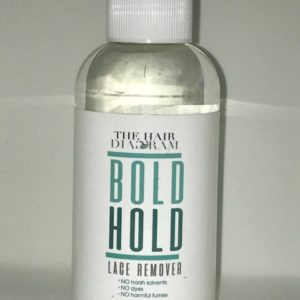 boldhold lace frontal remover
