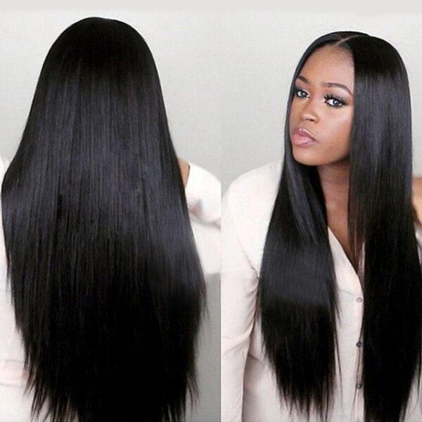human hair straight extension Nigeria