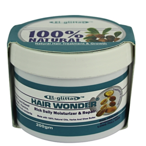 hair Wonder hair cream